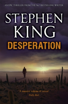 Desperation, Paperback Book