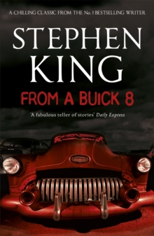 From a Buick 8, Paperback Book