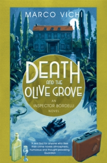 Death and the Olive Grove, Paperback Book