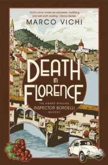 Death in Florence, Paperback Book