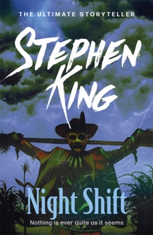 Night Shift, Paperback Book
