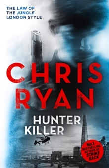 Hunter Killer : Danny Black Thriller 2, Paperback Book