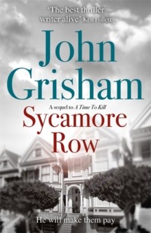 Sycamore Row, Paperback Book