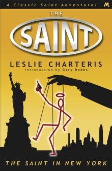 The Saint in New York, Paperback Book