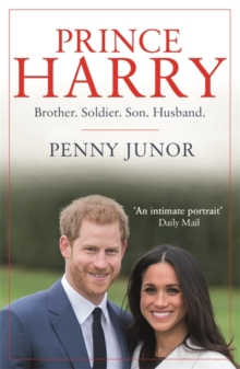 Prince Harry : Brother, Soldier, Son, Paperback Book
