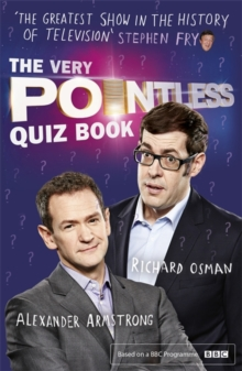 The Very Pointless Quiz Book, Paperback Book