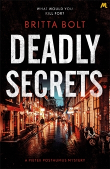 Deadly Secrets, Paperback Book