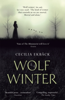 Wolf Winter, Paperback Book