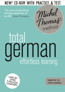 Total German Foundation Course: Learn German with the Michel Thomas Method, CD-Audio Book