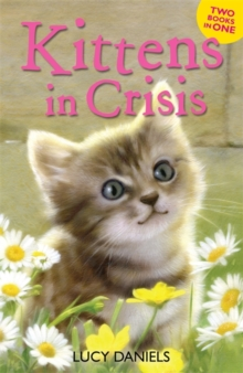 Kittens in Crisis : Tabby in the Tub & Cats in the Caravan, Paperback Book