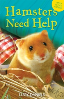 Hamsters Need Help : Hamster in a Hamper & Hamster in the Holly, Paperback Book