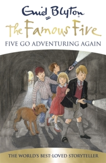 Five Go Adventuring Again : Book 2, Paperback Book