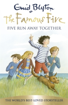 Five Run Away Together : Book 3, Paperback Book