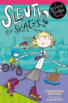 Sleuth on Skates, Paperback Book