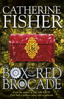 The Box of Red Brocade, Paperback Book