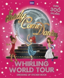 Whirling World Tour Sticker Book, Paperback Book