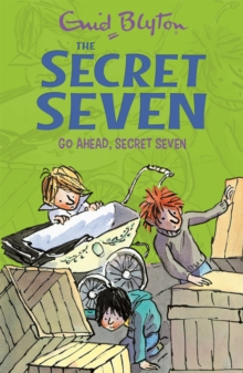 Go Ahead, Secret Seven : Book 5, Paperback Book