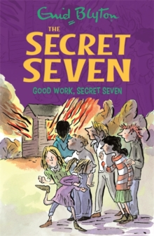 Good Work, Secret Seven : Book 6, Paperback Book