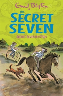 Secret Seven Mystery : Book 9, Paperback Book