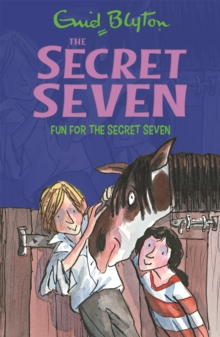 Fun For The Secret Seven : Book 15, Paperback Book