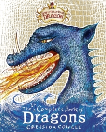 Incomplete Book of Dragons, Hardback Book
