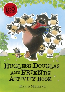 Hugless Douglas and Friends Activity Book, Paperback Book