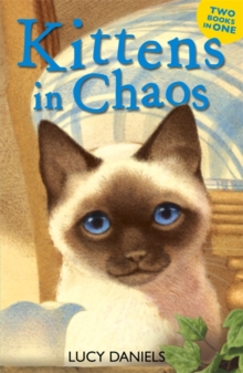 Kittens in Chaos : Siamese in the Sun & Cat in the Candlelight, Paperback Book