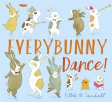 Everybunny Dance, Hardback Book