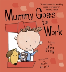 Mummy Goes to Work, Paperback Book