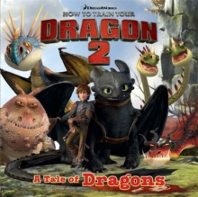 How to Train Your Dragon 2 Storybook : No. 2, Paperback Book