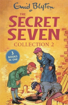 The Secret Seven Collection 2 : Books 4-6, Paperback Book