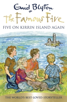 Five On Kirrin Island Again : Book 6, Paperback Book