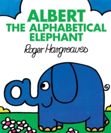 Albert the Alphabetical Elephant, Paperback Book