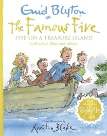 Five on a Treasure Island : Book 1, Gift Edition, Paperback Book