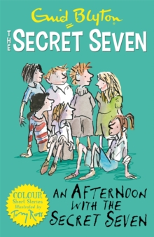 An Afternoon with the Secret Seven, Paperback Book