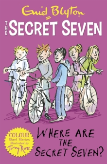 Where are the Secret Seven?, Paperback Book