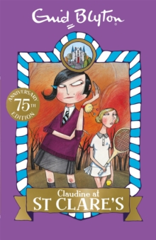 Claudine at St Clare's, Paperback Book