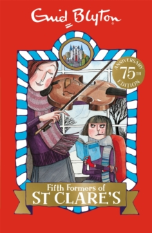 Fifth Formers of St Clare's, Paperback Book