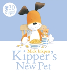 Kipper's New Pet, Paperback Book