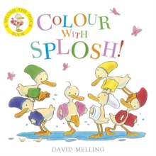 Colour with Splosh, Paperback Book