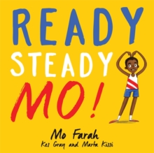 Ready Steady Mo!, Paperback Book
