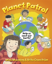 Planet Patrol : A Book About Global Warming, Paperback Book