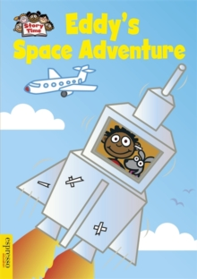 Eddy's Space Adventure, Paperback Book