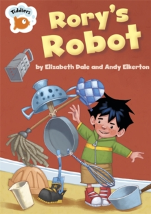 Rory's Robot, Paperback Book