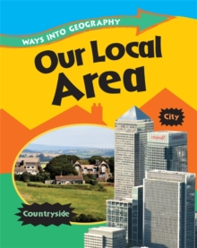 Our Local Area, Paperback Book