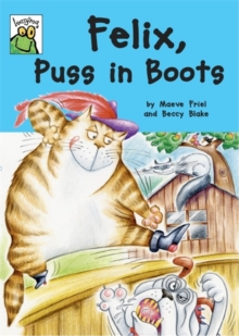 Felix, Puss in Boots, Paperback Book