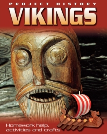 The Vikings, Paperback Book