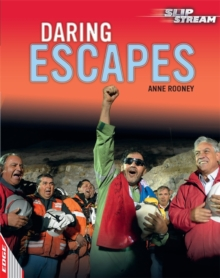Daring Escapes, Hardback Book