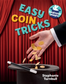 Easy Coin Tricks, Paperback Book