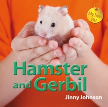 Hamster and Gerbil, Hardback Book